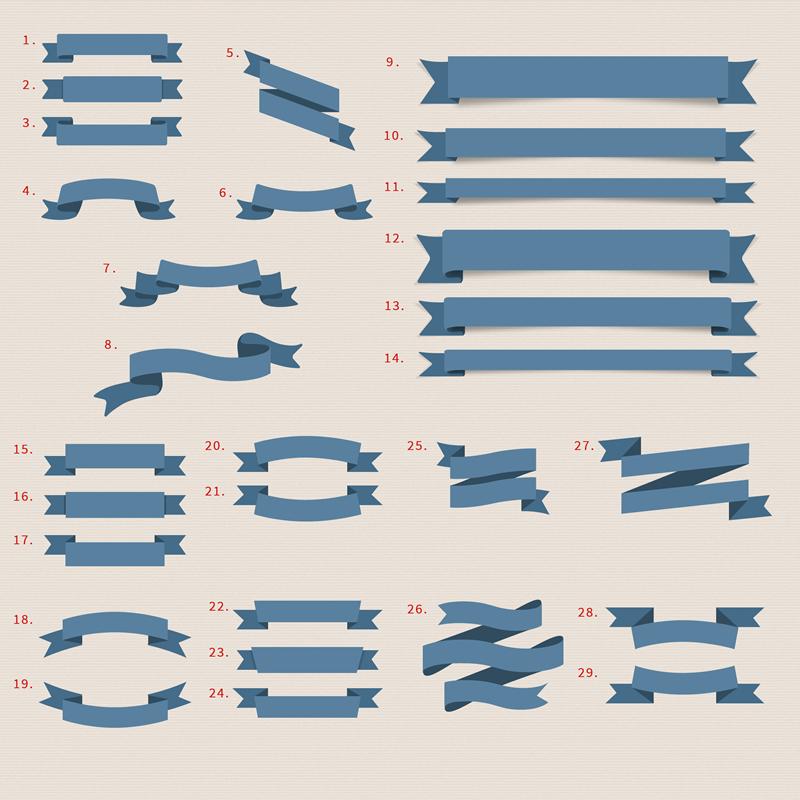 800x800 Ribbon Clip Art