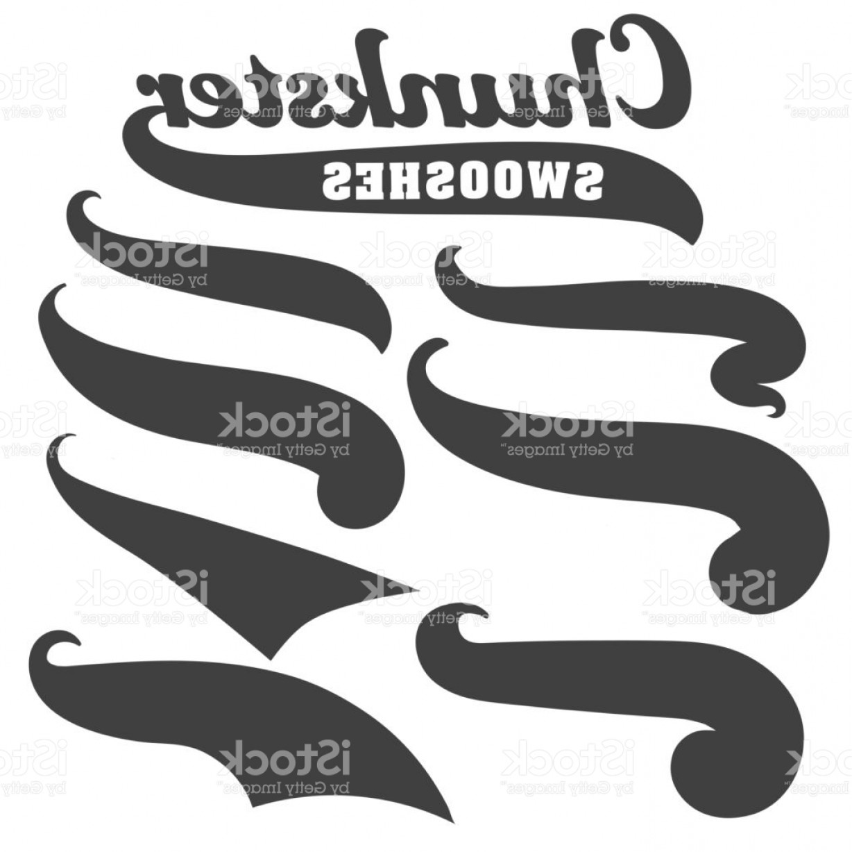 1228x1227 Black Squiggle Swoosh Text Font Tail For Baseball Tshirt Design Gm