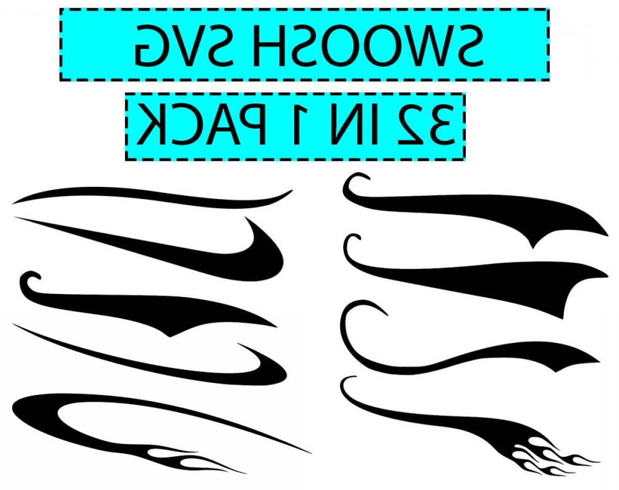 1212x960 Swoosh Svg Text Tails Set Of Vector Shopatcloth