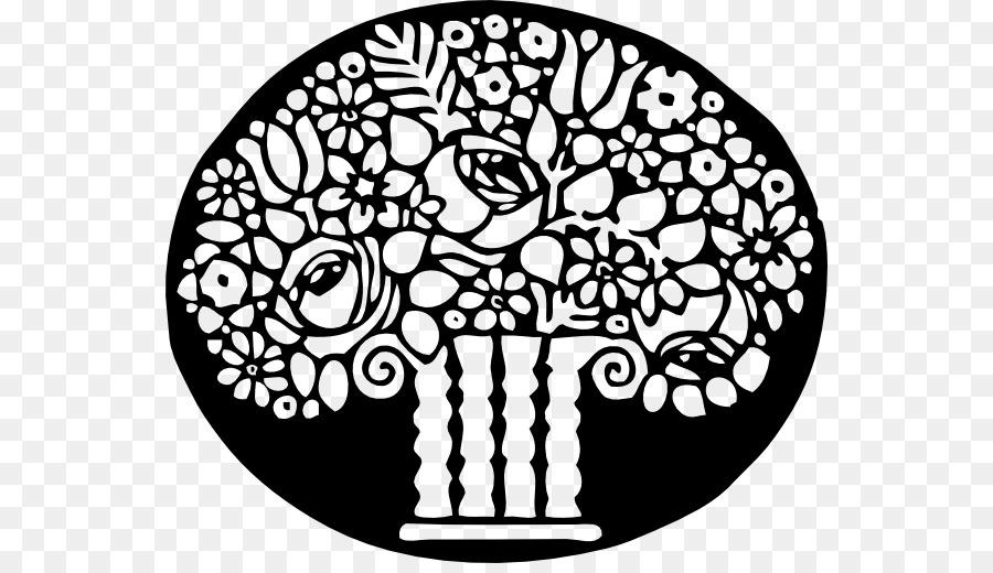 900x520 Art Floral Ornament Clip Art