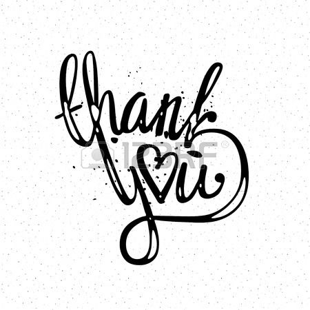 450x450 Thank You Hand Lettering
