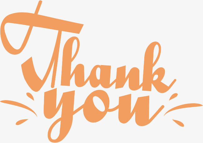 650x457 Orange Handwriting, Thank You, Orange Vector, Vector Png, Thank