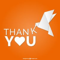 200x200 Thank You Note Vector Graphic Vector Free Vector Download In .ai