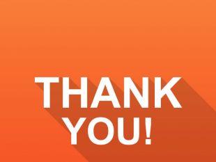 310x233 Thank You Vector Graphics Free Vectors Free Vectors Ui Download