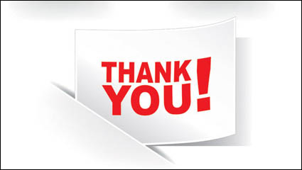 425x240 Thank You Vector Material Download Free Vector,psd,flash,jpg Www