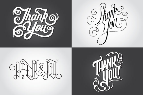 580x386 Vector Free Download Thank You