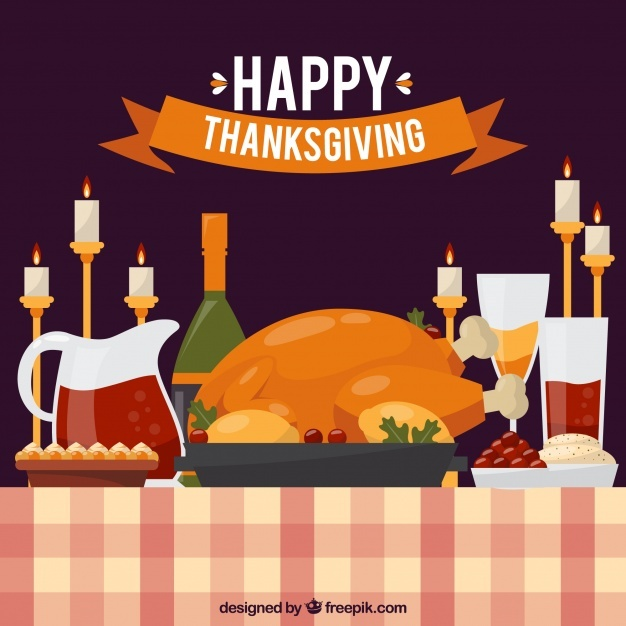 626x626 Thanksgiving Dinner Vectors, Photos And Psd Files Free Download