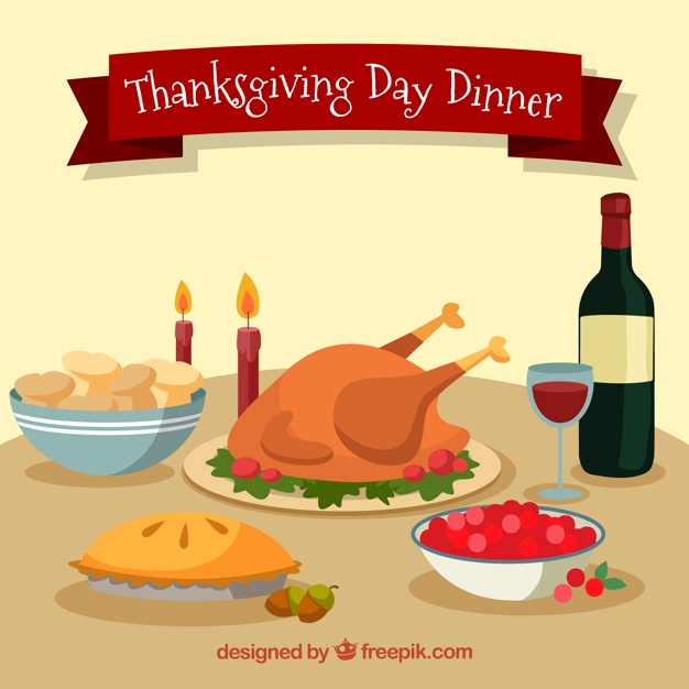 626x626 Turkey Dinner Vectors, Photos And Psd Files Free Download