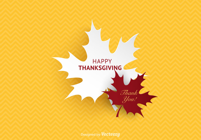 700x490 Free Happy Thanksgiving Vector Background 106995