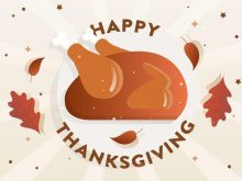 220x165 Thanksgiving Vector Images Free Flat Thanksgiving Vector Download
