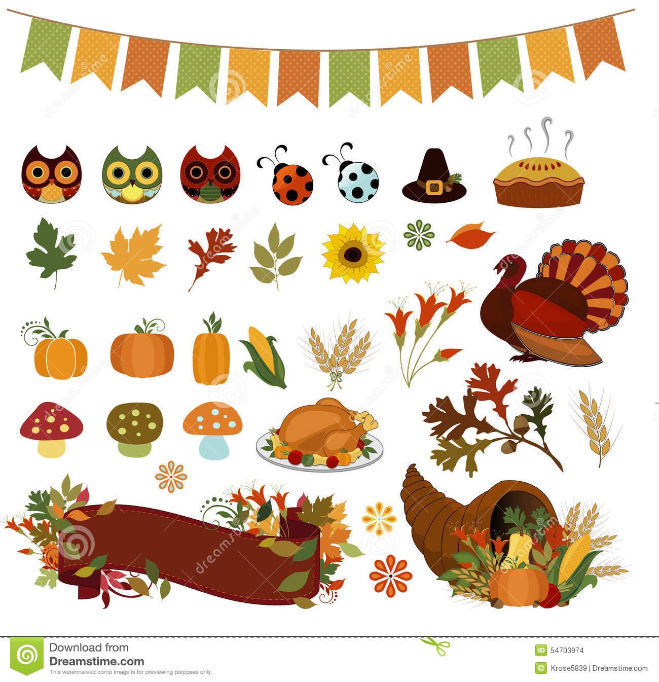 1300x1345 Clip Art Thanksgiving Theme Clipart