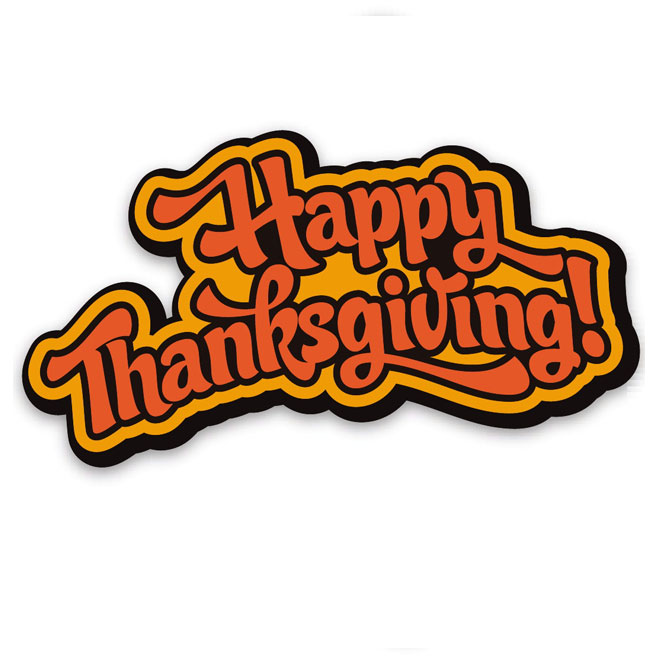 660x660 Happy Thanksgiving Vector