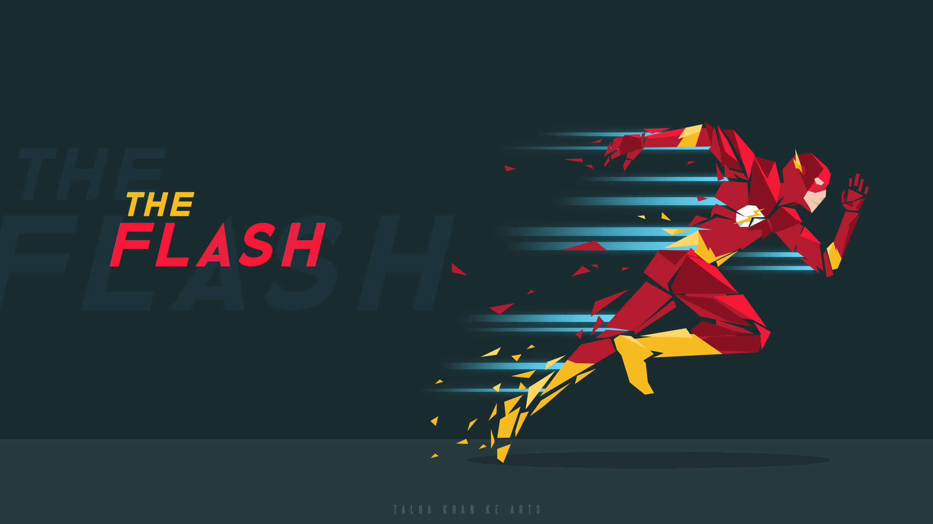 The Flash Vector