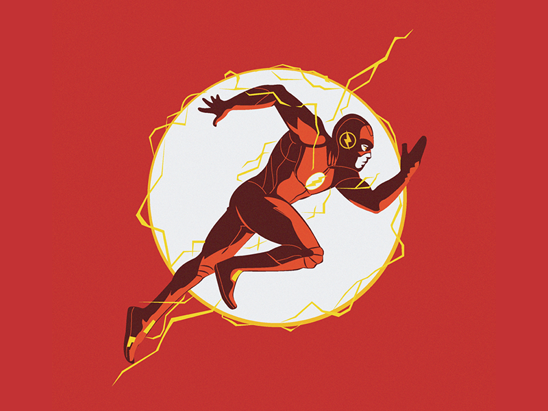 800x600 The Flash By Tom Kennedy