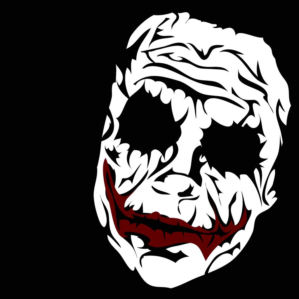 1024x1024 Joker Vector More Practice With Illustrator. I