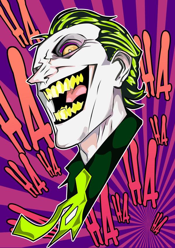 600x849 Joker Vector By Silifulz
