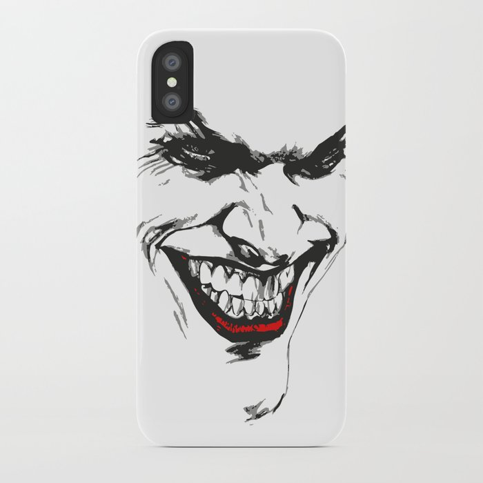 700x700 Joker Vector Iphone Case By Pablorodriguez Society6