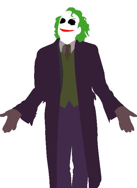 446x611 The Joker Vector By Deanwillphoenix