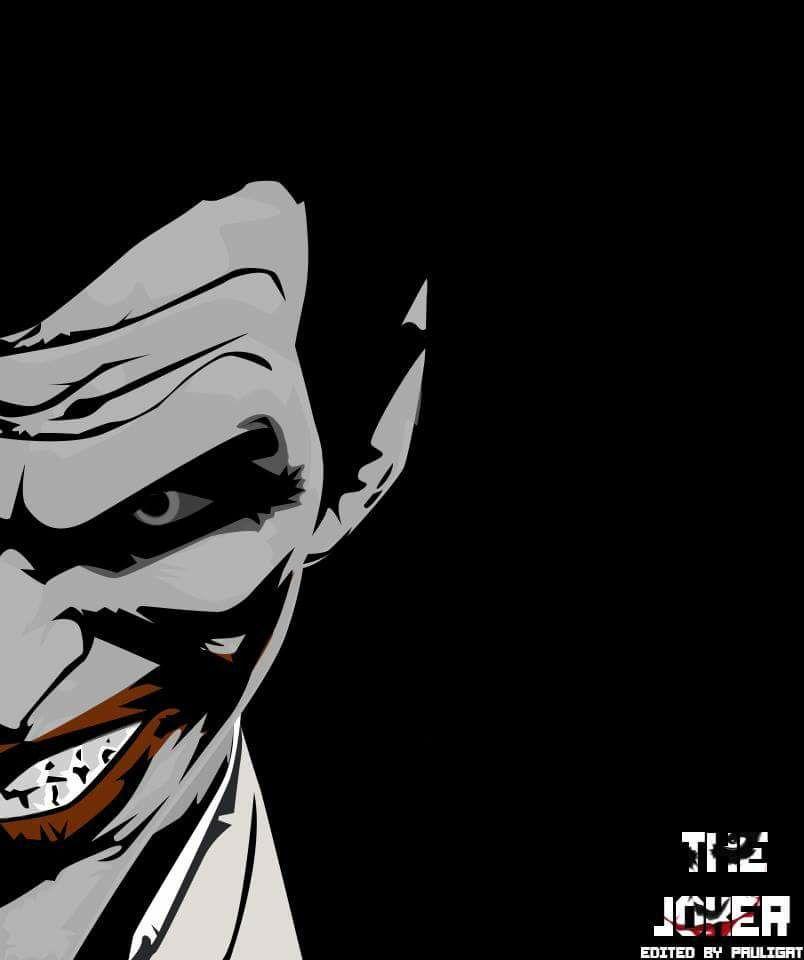 804x960 The Joker Vector Art Vector Arts Vector Art