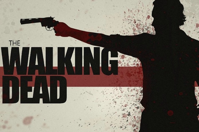 The Walking Dead Vector