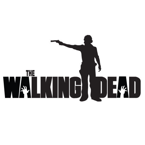 500x500 Buy The Walking Dead Rick With Machine Gun 8