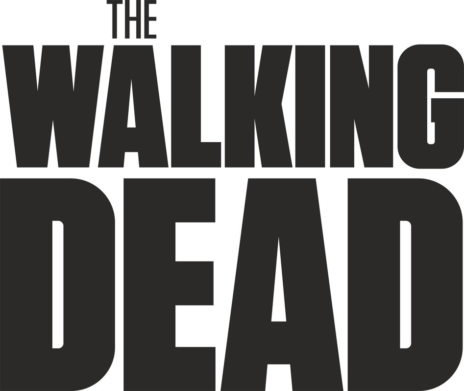 947x800 The Walking Dead Free Vector Download