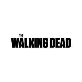 280x280 The Walking Dead Logo Vector Download Free