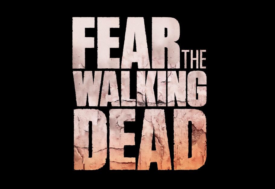 911x628 Fear The Walking Dead Logo Gets Grungy Update