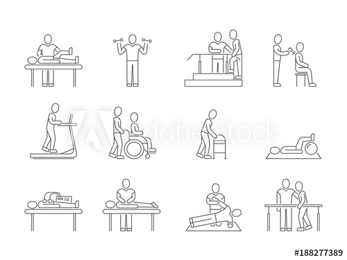 500x375 Physiotherapy And Rehabilitation, Exercises And Massage Therapy