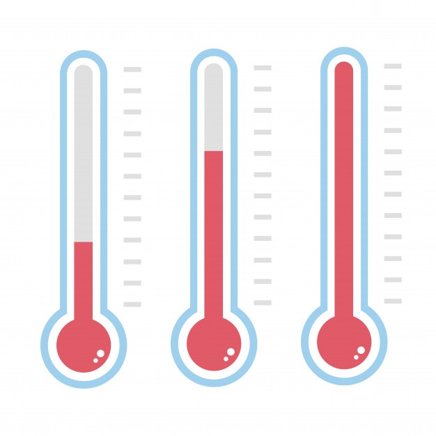 The best free Thermometer vector images  Download from 91 free