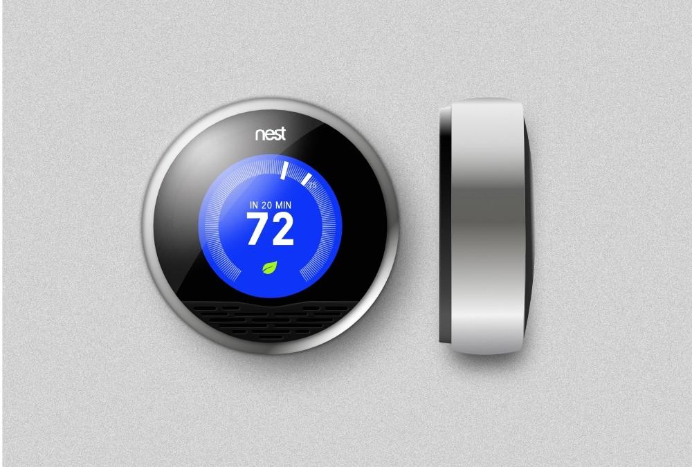 1000x675 Product Illustration Nest Thermostat