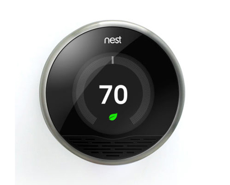 450x362 Nest Smart Thermostat