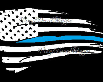 340x270 Thin Blue Line Clipart Black And White Library