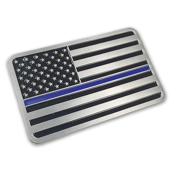 600x600 Us Flag Black And White Vector Thin Blue Line Usa Law Enforcement
