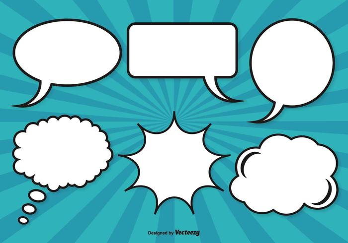 700x490 Speech Bubble Free Vector Art 1,875 Speech Bubble Images