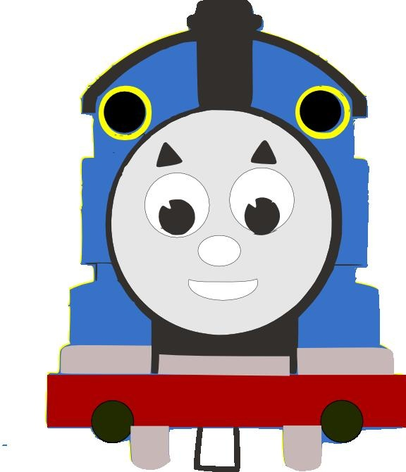Thomas And Friends Vector