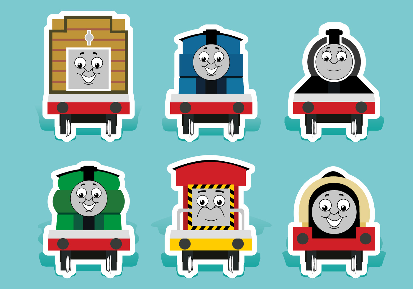 1400x980 Thomas And Friends