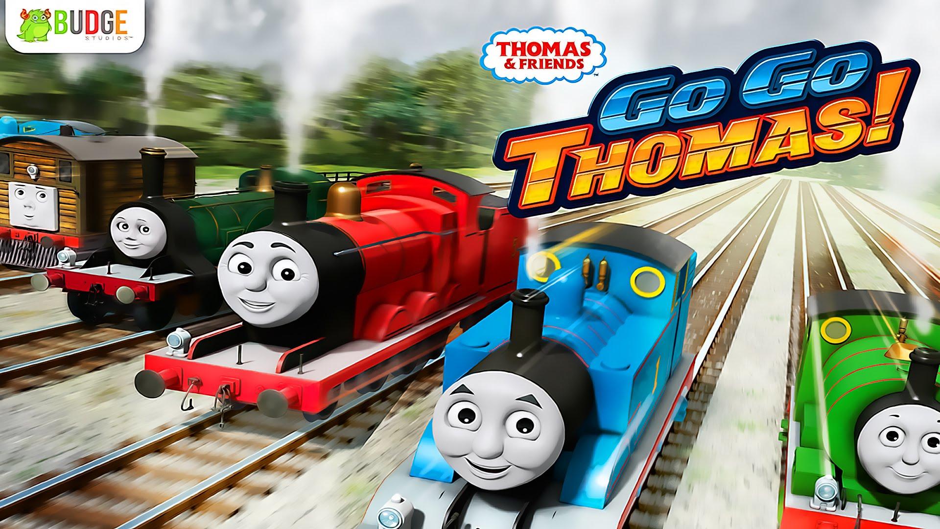 1920x1080 Thomas Amp Friends Go Go Thomas