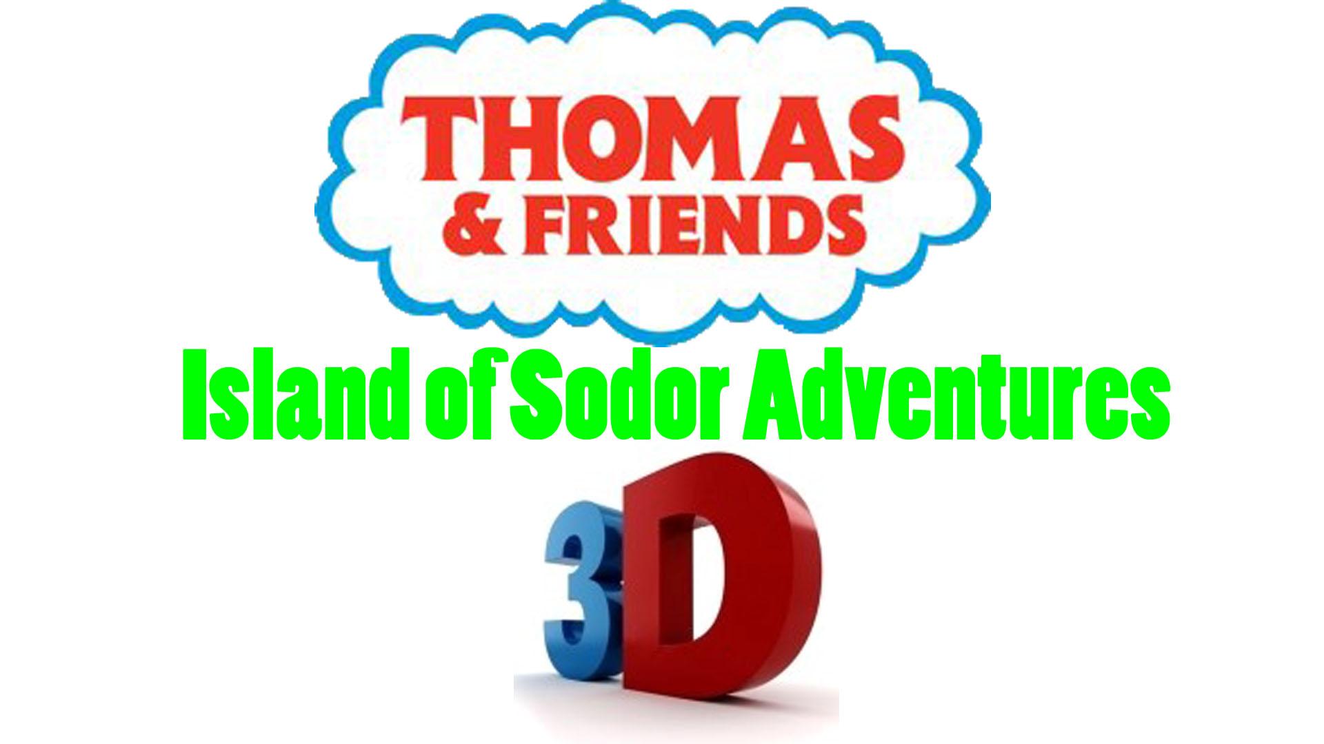 1920x1080 Thomas Amp Friends Island Of Sodor Adventures 3d Ackley Attack