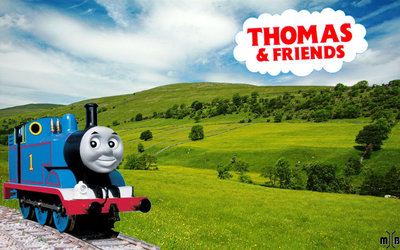 400x250 Thomas And Friends Wallpaper By Msprinklez