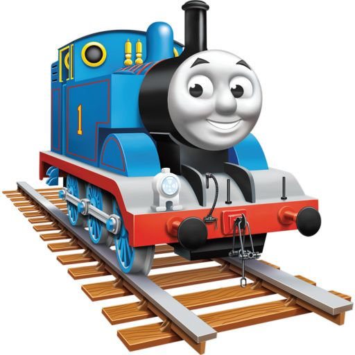 512x512 Collection Of Thomas The Tank Clipart High Quality, Free