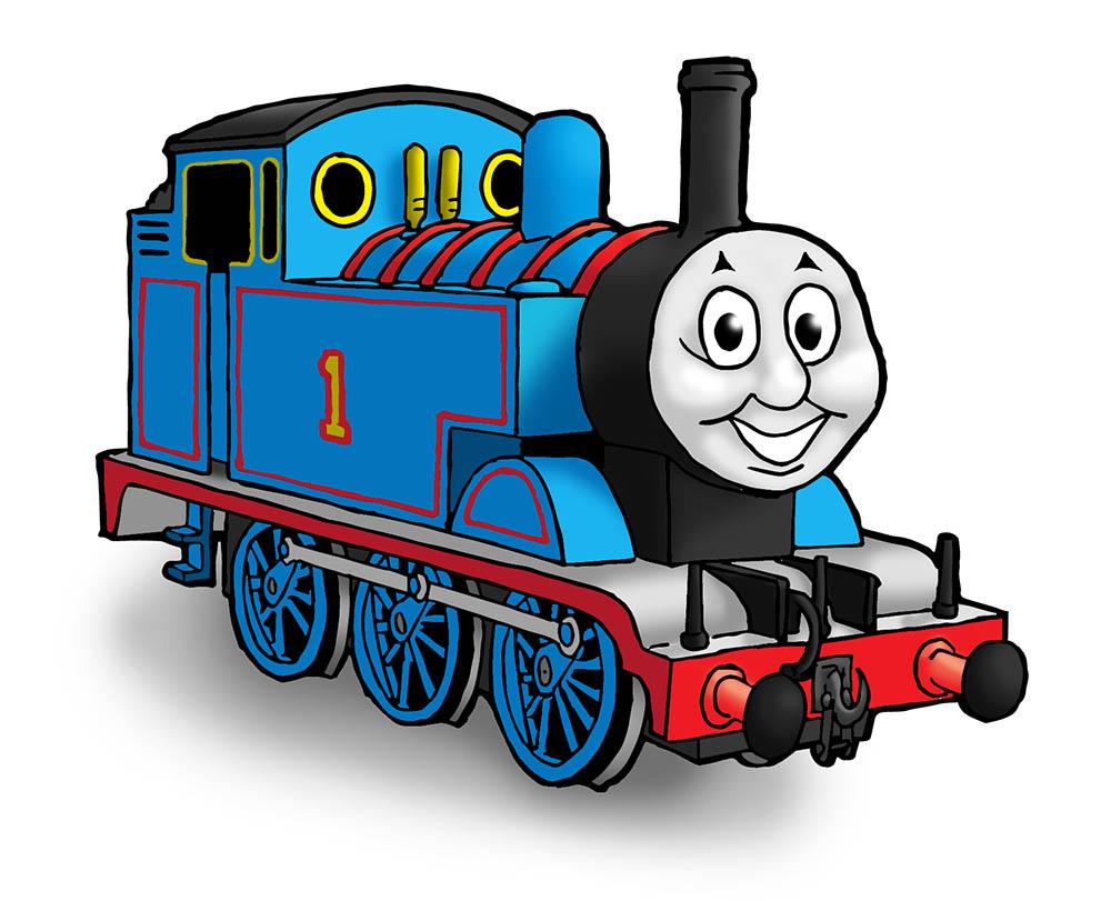 1000x811 Thomas The Tank Engine By Kendallcollins