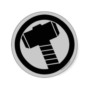 300x300 Thor Hammer Clipart Free Images