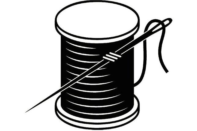 642x428 Sewing Spool 1 Needle Seamstress Knit Knitting Yarn Thread Etsy