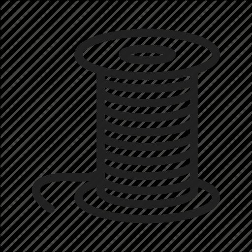 512x512 15 Thread Vector Icon For Free Download On Mbtskoudsalg