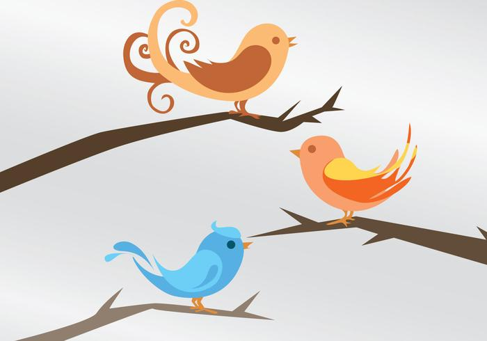 700x490 Three Bird Vectors