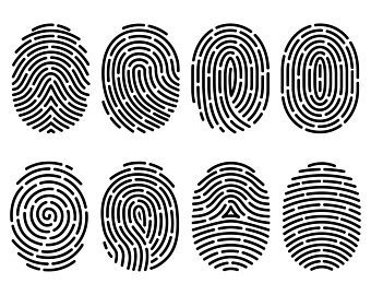 340x270 Fingerprint Vector Etsy