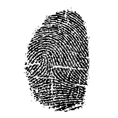 400x400 Thumbprint Free Vector Image Vector Artwork Of Backgrounds