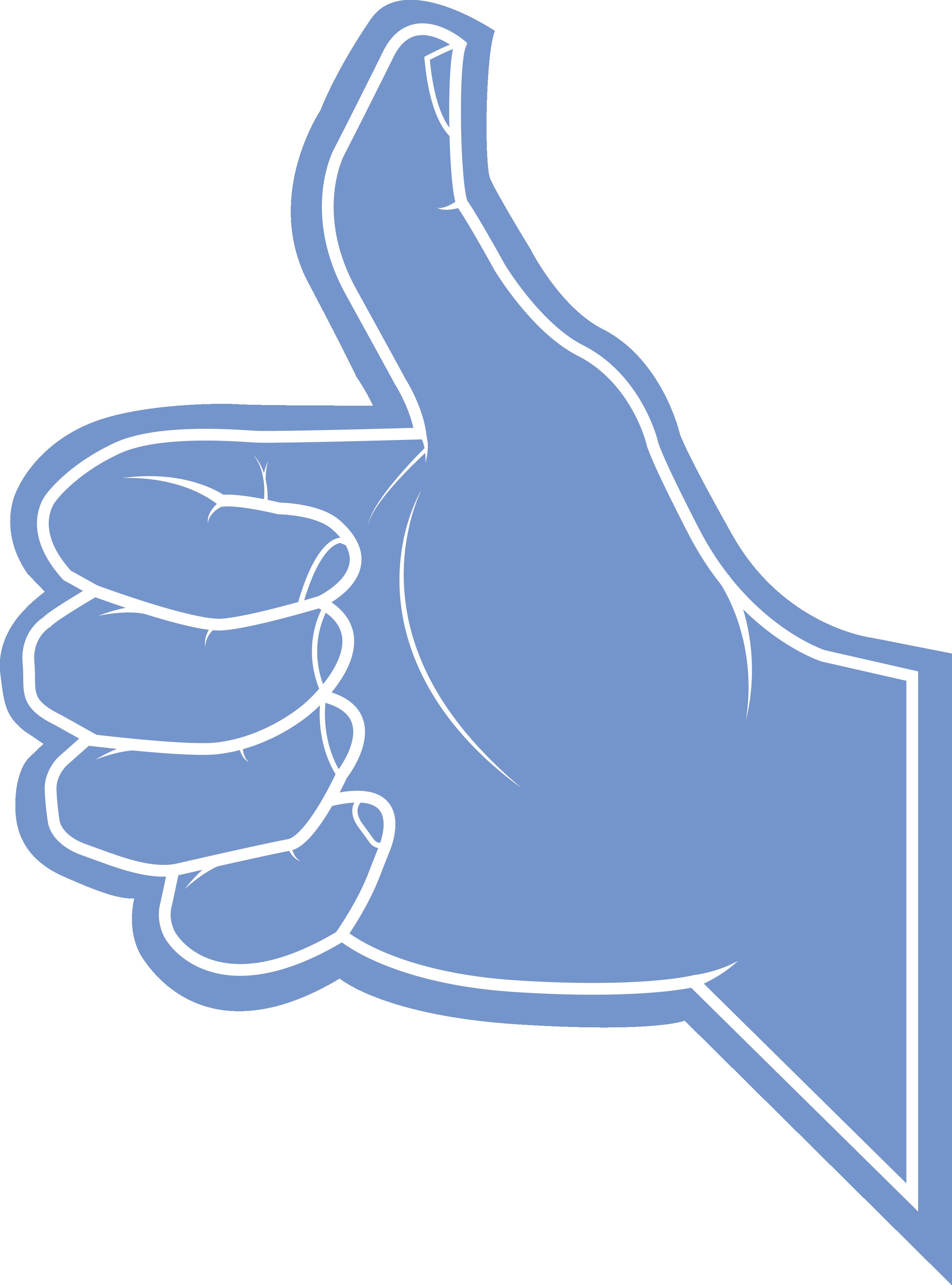 Thumb Vector