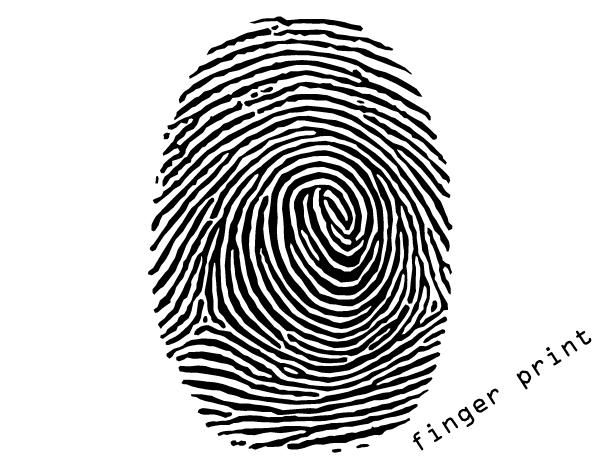 600x465 Fingerprint Vector Illustration Free 123freevectors